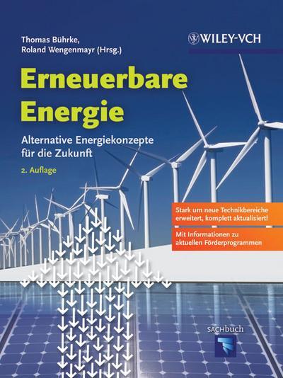 Erneuerbare Energie: Alternative Energiekonzepte für die Zukunft