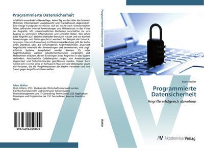 Programmierte Datensicherheit
