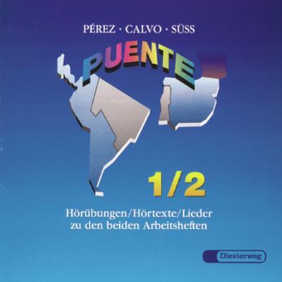 Puente Hörübungen, Hörtexte, Lieder zu den Arbeitsheften, 1 Audio-CD