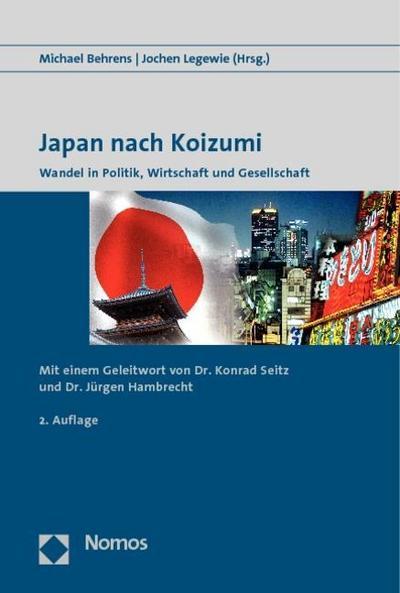 Japan nach Koizumi