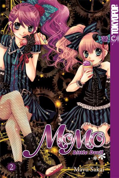 Momo - Little Devil. Sammelbd.2