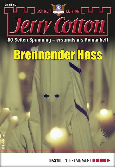 Jerry Cotton Sonder-Edition 67 - Krimi-Serie