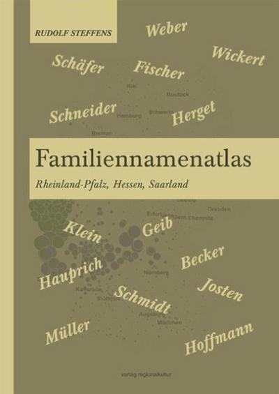 Familienatlas Rheinland-Pfalz, Hessen, Saarland