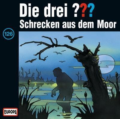 Die drei Fragezeichen: Schrecken aus dem Moor