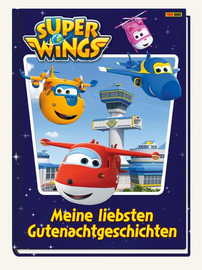 Super Wings: Meine liebsten Gutenachtgeschichten