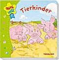 Tierkinder; Bilderbuch ab 18 Monate; Ill. v.  ...