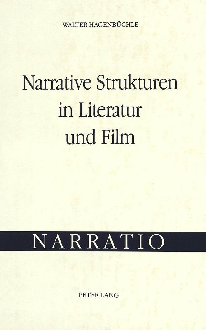 Narrative Strukturen in Literatur und Film: Schilten, ein Roman von Hermann ...