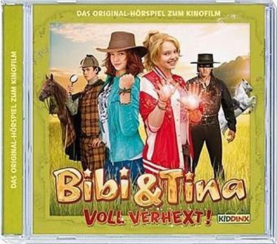 Bibi und Tina 02. Voll verhext. Das Original-Hörspiel zum Kinofilm