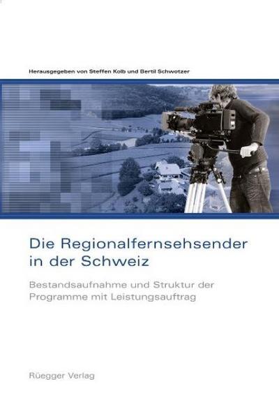 Regionalfernsehsender in der Schweiz