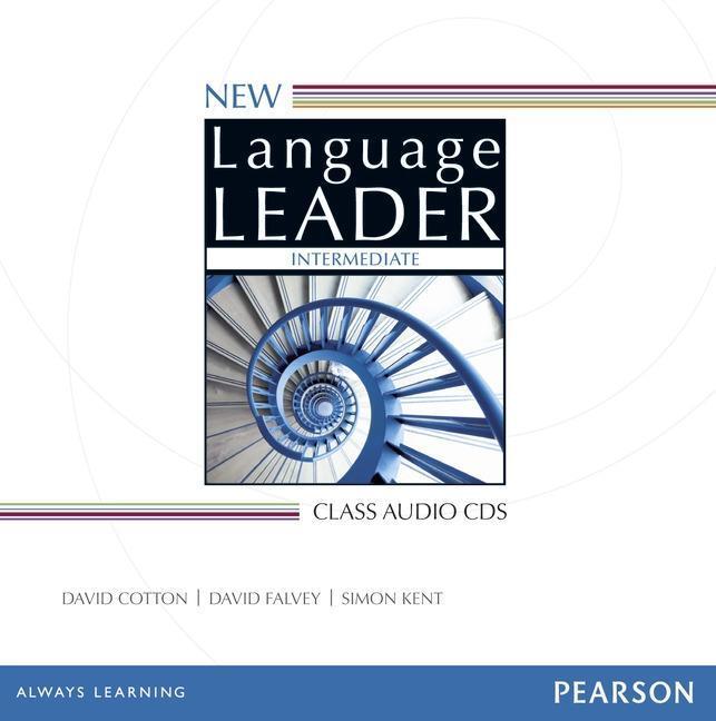 New Language Leader Intermediate Class CD (2 CDs) David Cotton