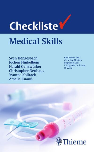 Checkliste Medical Skills