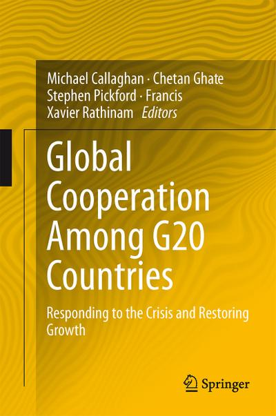 Global Cooperation Among G20 Countries