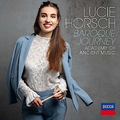 Lucie Horsch - Baroque Journey, 1 Audio-CD