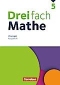 Dreifach Mathe 5. Schuljahr. Niedersachsen - Lösungen zum Schülerbuch