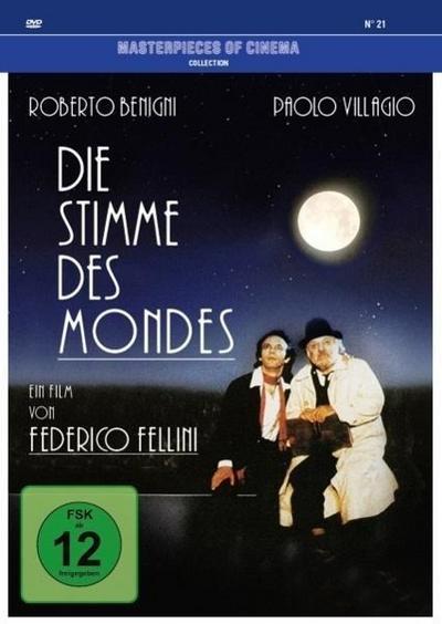 Die Stimme des Mondes (Masterpieces of Cinema)
