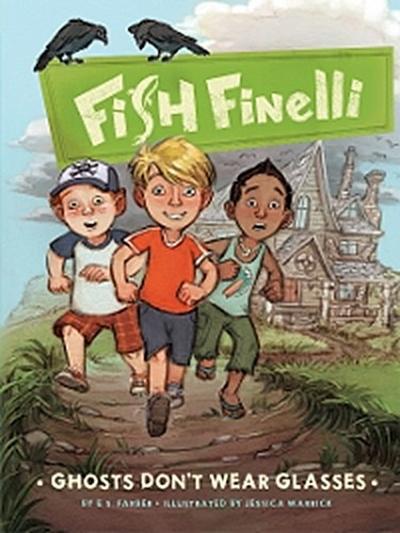 Fish Finelli (Book 3)