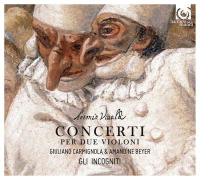 Concerti per due violini