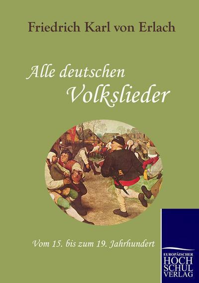 Alle deutschen Volkslieder