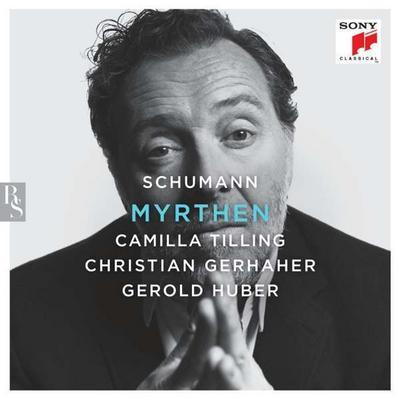 Myrthen, 1 Audio-CD
