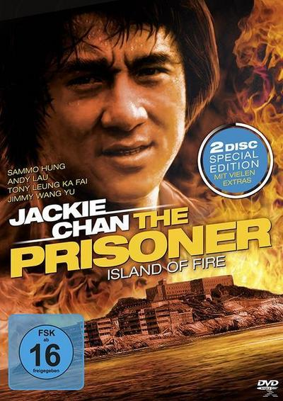 Jackie Chan - The Prisoner Limited Special Edition