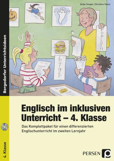 Englisch im inklusiven Unterricht - 4. Klasse