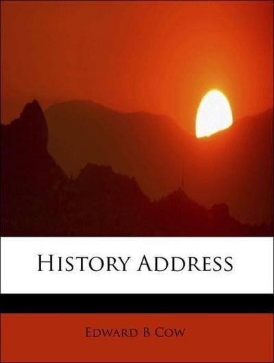 History Address