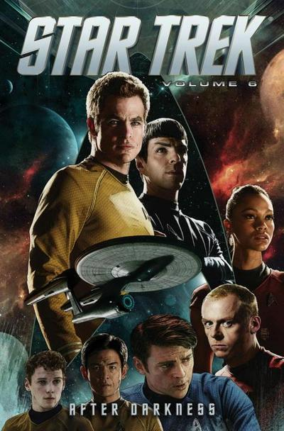 Star Trek Volume 6 After Darkness