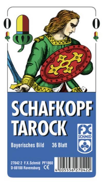 Schafkopf, Tarock - Bayerisches Bild