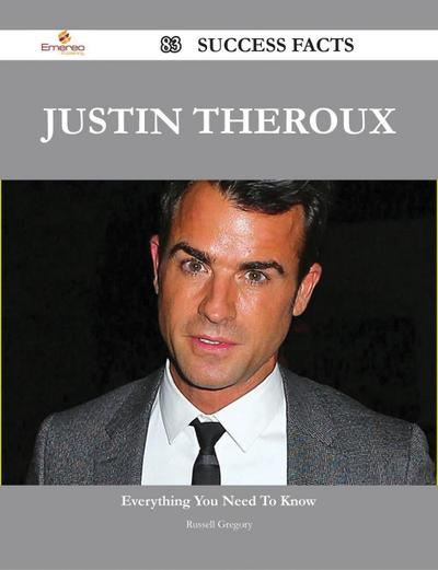 Justin Theroux 83 Success Facts - Everything you need to know about Justin Theroux