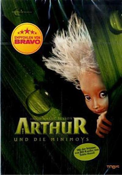 Arthur und die Minimoys, 1 DVD