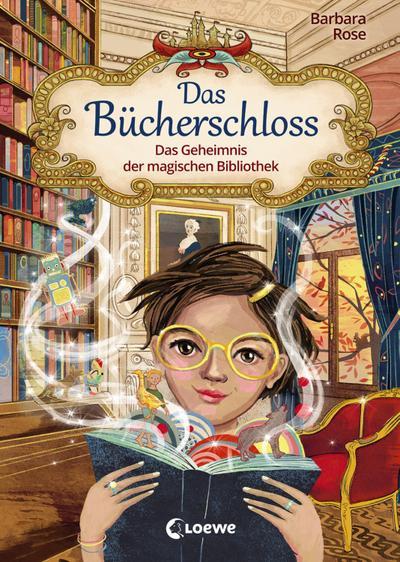Das Bücherschloss (Band 1) - Das Geheimnis der magischen Bibliothek