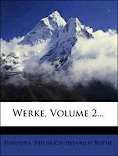 Euripides Werke, Zweiter Band, Neue Ausgabe letzter Band
