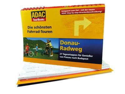 """ADAC TourBooks - Die schönsten Fahrrad-Touren - """"Donau-Radweg"""""""