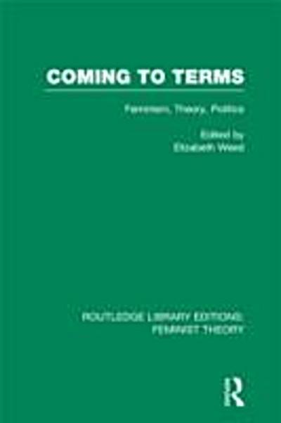 Coming to Terms (RLE Feminist Theory)