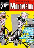 Monovision, m. Audio-CD - Andreas Michalke