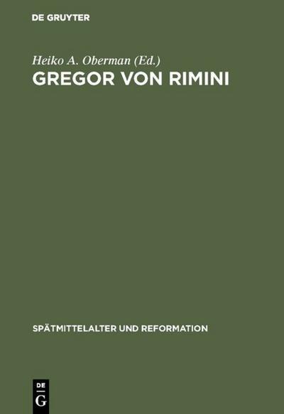 Gregor von Rimini