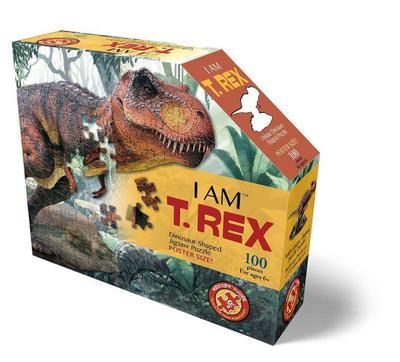 MADD CAPP Shape Puzzle Junior - T-Rex 100 Teile