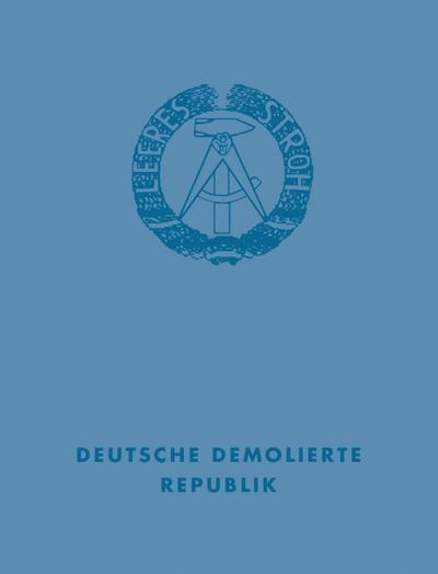 Eulenspiegels DDR-Personalausweis