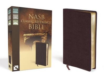 Classic Reference Bible-NASB