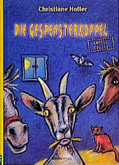 Die Gespensterkoppel - Dachs-Verlag - Gebundene Ausgabe, , Christiane Holler, Holly Holunder, ,