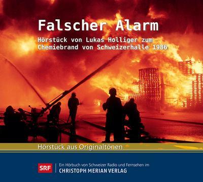 Falscher Alarm, 1 Audio-CD
