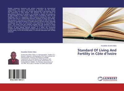 Standard Of Living And Fertility in Côte d'Ivoire