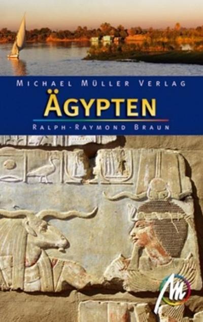 Ägypten; Reisehandbuch mit vielen praktischen Tipps.   ; Deutsch; , 178 farb. Fotos -
