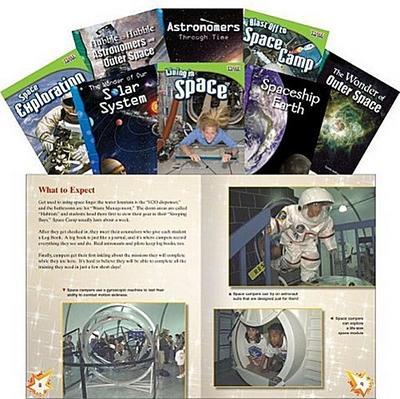 Space Exploration Set: Grades 3-5