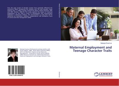 Maternal Employment and Teenage Character Traits