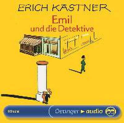 Emil und die Detektive. CD