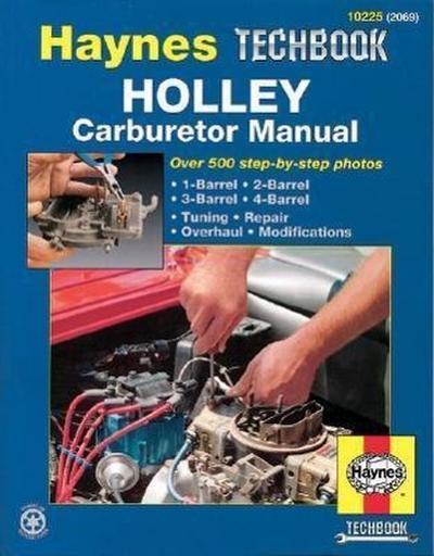 Holley Carburetor Manual