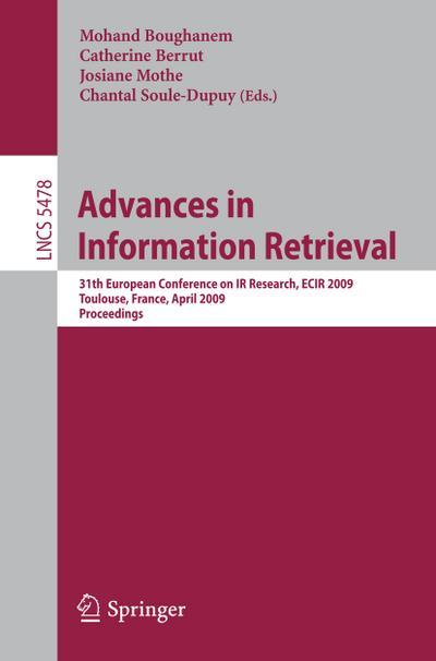 Advances in Information Retrieval