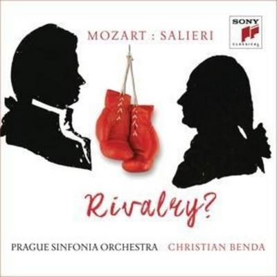 Mozart versus Salieri: Rivalry?