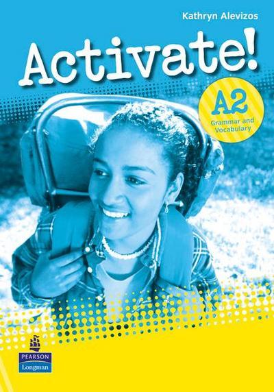 Activate! A2 Grammar and Vocabulary [Taschenbuch] by Alevizos, Kathryn